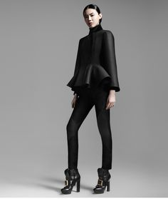 Alexander McQueen: The Fall Preview Collection    Even though he is gone, this is great!  I'd lose the boot