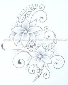 tatouage tahitien femme modele - Recherche Google                                                                                                                                                                                 Mais