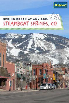 Enjoy Spring Break in Steamboat with plenty of fun outdoor and indoor activities for kids, teens, and adults alike.