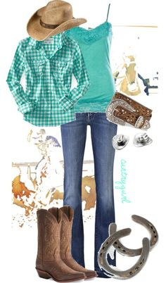 """Rodeo"" by cuntrygurl on Polyvore"