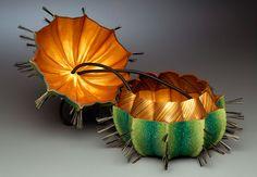 Kathleen Dustin - cactus purse