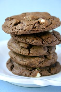 double chocolate mocha cookies: these will be in my oven soon, and in my tummy shortly after!