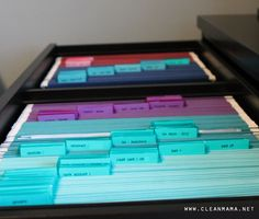 How to Set Up a Filing and Budget System that Really Works!