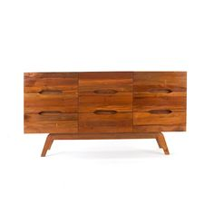 teh very classy Bogart dresser from San Fransisco based reclaimed wood furniture specialists, Teak Me Home