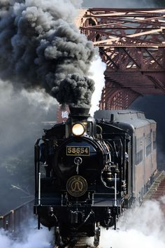 Train Vacations, Transportation Technology, Choo Choo Train, Bonde, Train Times, Road Train, Train Pictures, Steam Engine, Steam Locomotive