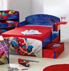 People Also Love These Ideas. Spider Bed