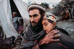 Refugee camp, Afghanistan, Steve McCurry