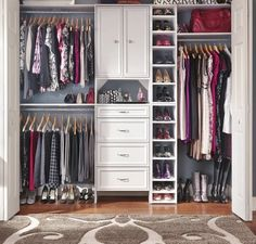 Discover more about narrow linen closet. Click the link to read more. Check this website resource. Walk In Closet Design, Wardrobe Design Bedroom, Master Bedroom Closet, Wardrobe Closet, Closet Designs, Closet Space, Bedroom Decor, Ideas De Closets, Organizar Closet