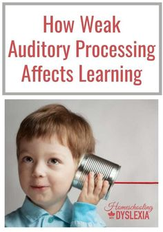 Auditory Processing Disorder and Learning Auditory processing disorder is associated with many kinds of learning struggles. Auditory Processing Activities, Auditory Learning, Auditory Processing Disorder, Learning Disabilities, Therapy Activities, Dyslexia Teaching, Multiple Disabilities, Teaching Biology, Therapy Ideas