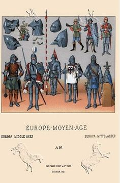 All About Medieval Armor