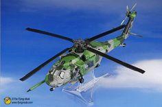 FOV 84004 1-48 MH-60G helicopter Black Hawk military upgrade alloy model  #Handmade #NA