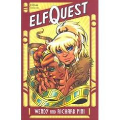 Elf Quest - Absolute flashback to the early 80's. Loved these!