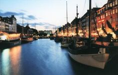 Danemark / Copenhague