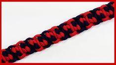 "Paracord Bracelet: ""Ninja Star"" Paracord Bracelet Design Without Buckle"