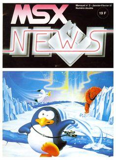 MSX News magazine.