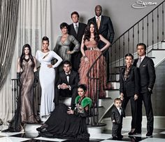2010 from Kardashians' Christmas Cards Throughout the Years | E! Online