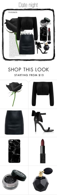 """All we know"" by maddyb202 ❤ liked on Polyvore featuring McQ by Alexander McQueen, Miss Selfridge and NARS Cosmetics"