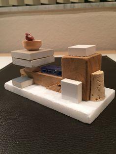 Michael Graves's style birdhouse