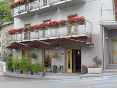 Hotel a Chiesa in Valmalenco - Valtellina