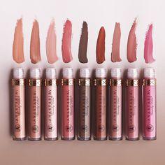 Liquid Lipstick - Rouge à lèvres liquide de Anastasia Beverly Hills sur Sephora.fr