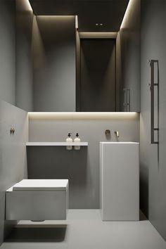 Interior Design Services, Minimalist Design, My Dream Home, Service Design, Future House, Interior Architecture, Bathtub, Bathroom, Behance