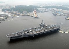 Yokosuka, Japan - Lived here for 3 years (2005-2008) while stationed on the USS Fitzgerald DDG-62.