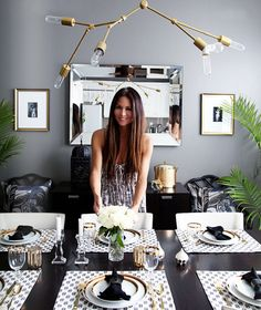 Lindsey Adelman diy chandelier | Adore Californian Edition