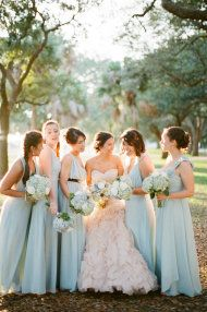 Charleston Wedding from Landon Jacob Productions | Style Me Pretty