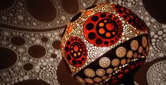 CALABARTE - Art of light. Unique handcrafted gourd lamps, made in Poland by a Genius!