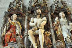 Retable de la Chapelle Sainte Marthe - Eglise Saint-Etienne de Beauvais