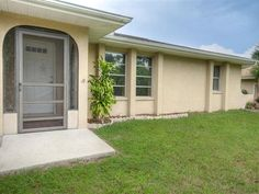 SOLD! $159,800 4378 Melis Street Port Charlotte, FL 33948- C7215363 Beautifully updated 3 bed 2 bath 2 car garage home with public water and sewer in a quiet neighborhood just minutes away from   public boat ramp. #RGT #RhondaGustitusTeam #FloridaLiving #DreamHome #KellerWilliams #NorthPort