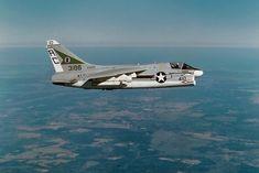 VA-105 A-7A Corsair II BuNo 153186