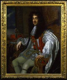 Sir Peter Lely, Studio of - - - Charles II (1630-85) 1670c.