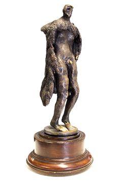 """Wesley Mclean """"Icarus"""" Bronze"""
