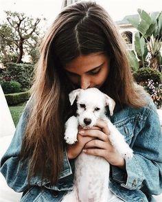 @bibimariee ✨ puppy love cute aesthetic photo idea style