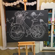 Jenni Horne : Painting A Bike