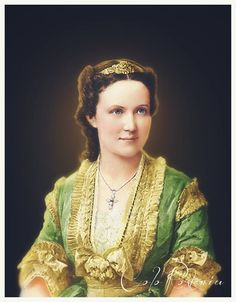 Queen Elisabeth of Romania,wife of King Carol I ;the full name :Elisabeth Pauline Ottilie Luise zu Wied,( 29 decembrie Neuwied, Germania - d. Adele, Romanian Royal Family, Elisabeth I, Falling Kingdoms, Kaiser, Ferdinand, Queen Of Hearts, Queen Anne, Marie Antoinette