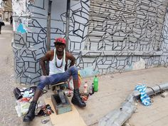 Angola street