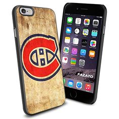 NHL HOCKEY Montreal Quebec Canadiens Logo, Cool iPhone 6 Smartphone Case Cover Collector iphone TPU Rubber Case Black Phoneaholic http://www.amazon.com/dp/B00UXMU0HS/ref=cm_sw_r_pi_dp_tGkmvb149AX0N