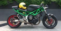 custom yamaha trx 850