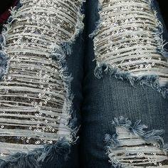 Sparkle Jeans♥♥