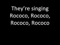 Arcade Fire - Rococo [HQ] (Lyrics)