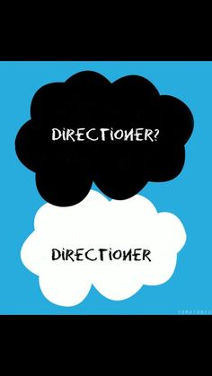 Oh yeah! DIRECTIONER FOREVER!!!! ∞- people should just notice us being crazy . They walk up and be like directioner? Directioner.