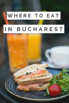 Looking for the best restaurants in Bucharest, Romania? These are five of the BEST places to eat in Europe Travel Guide, Travel Destinations, Budget Travel, Romania Travel, Bucharest Romania, Restaurant Guide, Florida Vacation, Best Places To Eat, Montenegro