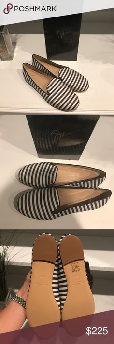 Giuseppe Zanotti loafers Authentic and new. Original box and dust bag included. Giuseppe Zanotti Shoes Flats & Loafers