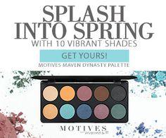 Motives® Mavens Dynasty Palette
