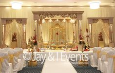 Shreeya Mandap - Indian Wedding Decor