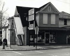 Downtown portsmouth ohio 1950s in 1968 i worker in sears dept richards news gallia street portsmouth ohio sciox Images