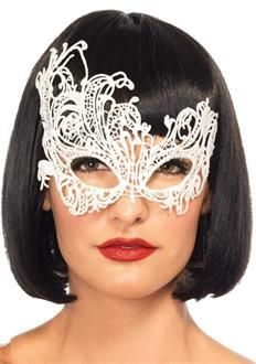 Halloween Fancy Dress HQ Masquerade Eye Mask New Transparent Black Cat Mask