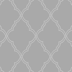 I pinned this Lattice Sand Wallpaper in Platinum from the Candice Olson event at Joss and Main!